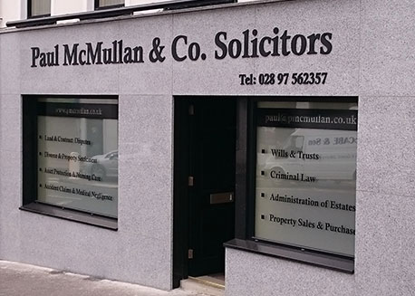 Paul McMullan Solicitors